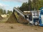 Lindner Urraco 75: Biomasa