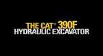 Excavadora Cat 390F