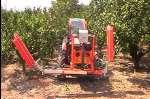 Barras hidráulicas para naranjos Corbins