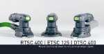 Lijadoras compactas de batería | RTSC 400 | ETSC 125 | DTSC 400