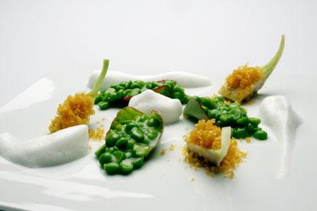 Cuando tradici n y vanguardia se funden en el plato for Ferran adria platos