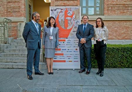 Celebración del 6°Congreso de la Asociación Española de Recuperadores de Papel y Cartón (Repacar).