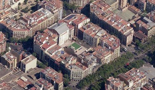 Colegio de fincas barcelona perfect fincas la clau calle - Fincas la clau sitges ...