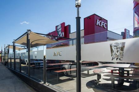 Kentucky fried chicken kfc elige suelos altro para el for Kfc terrazas de mayo