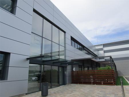 Construcci n eficiente y sostenible el edificio m s for Oficinas lidl