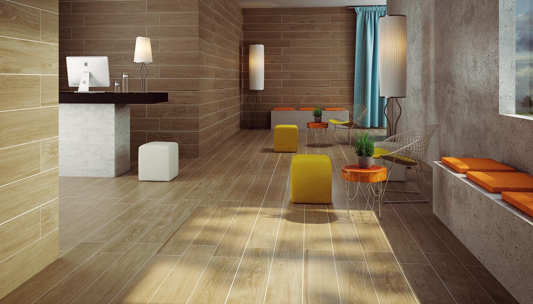 Zirconio presenta krea su nuevo material para pavimentos - Pavimentos rusticos para interiores ...