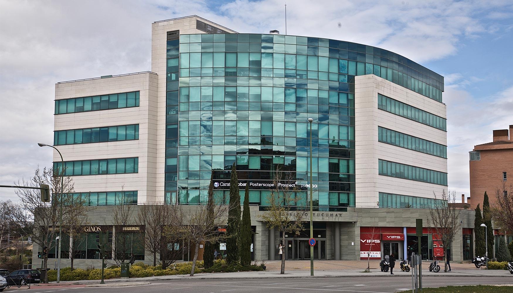 Axiare Adquiere Dos Edificios De Oficinas En Madrid Por 40