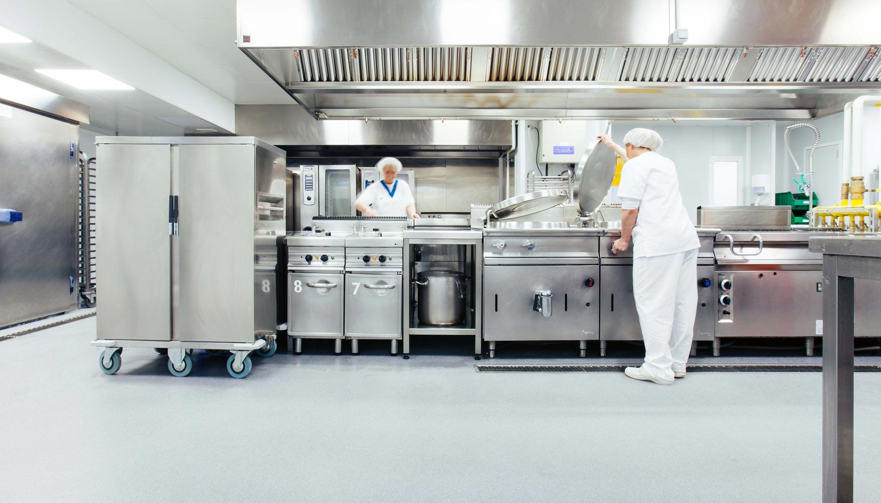 una nueva vida para la cocina del hospital de sabadell con