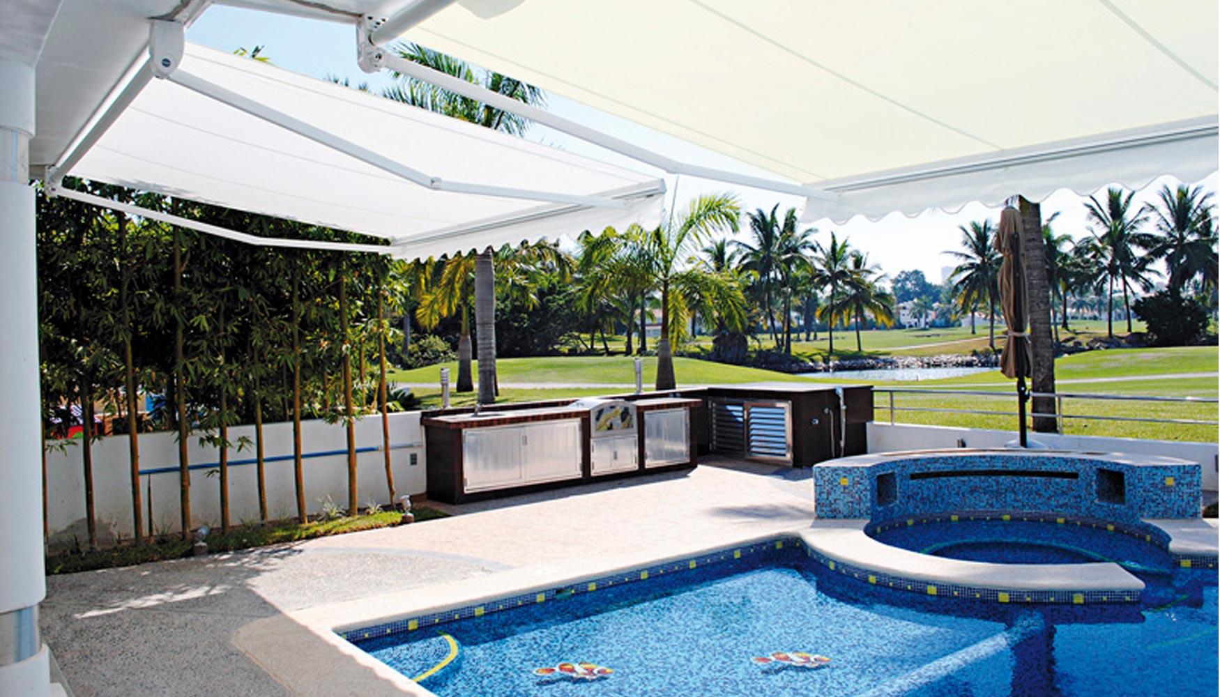 Los elementos de protecci n solar de persax perfectos - Proteccion para terrazas ...