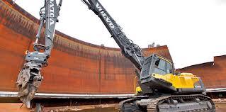 Las excavadoras Volvo de alcance ultra largo triunfan en la