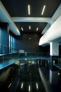 Endesa obtiene la m xima calificaci n en eficiencia energ tica en su complejo de oficinas en - Oficina fecsa endesa barcelona ...