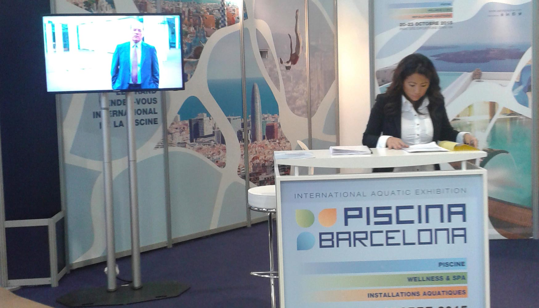 Buenas perspectivas para piscina wellness barcelona que for Empresas de construccion en barcelona