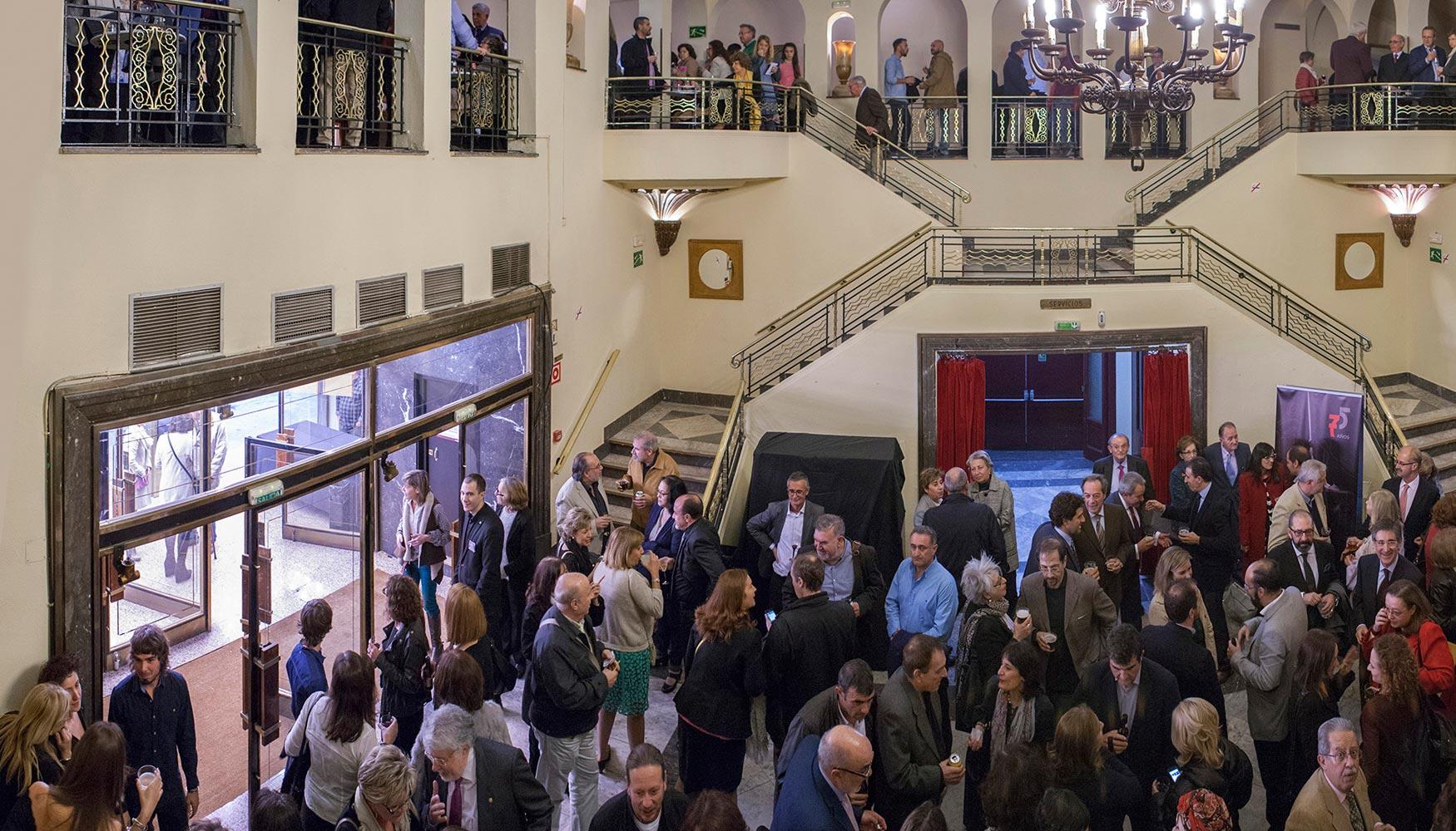 El colegio de aparejadores de madrid celebra su 75 - Colegio de aparejadores de tenerife ...