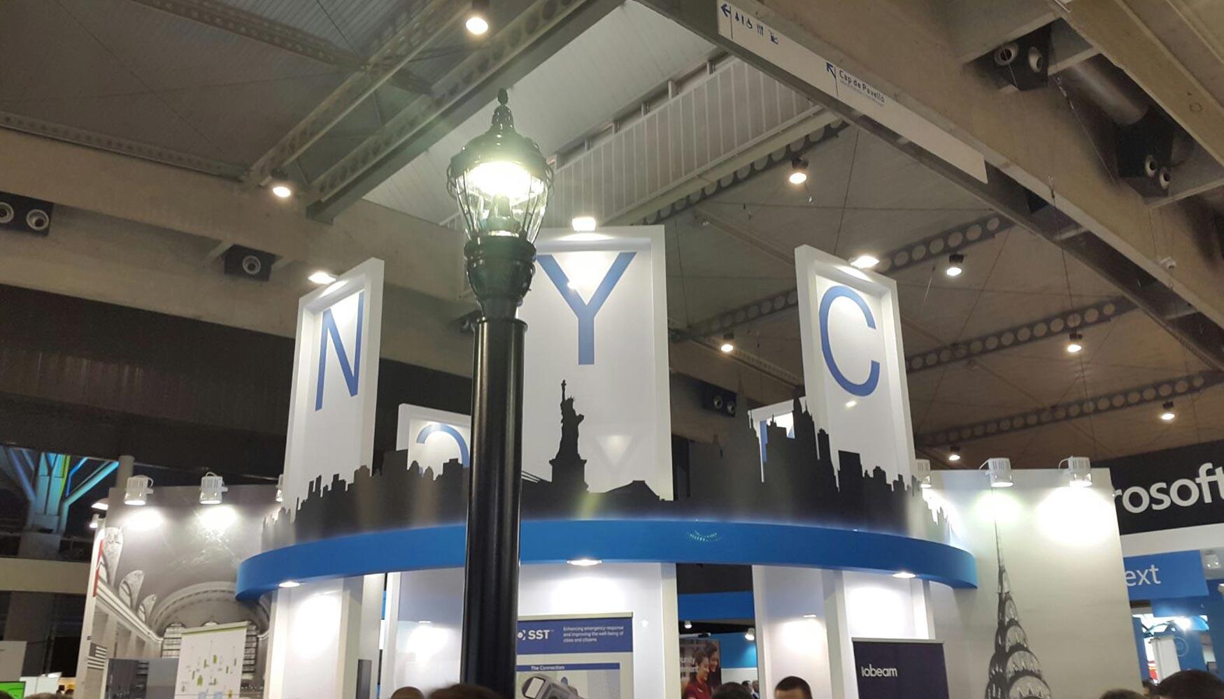 General electric presenta sus alianzas de tecnolog a led con diferentes aplicaciones para las - General electric iluminacion ...