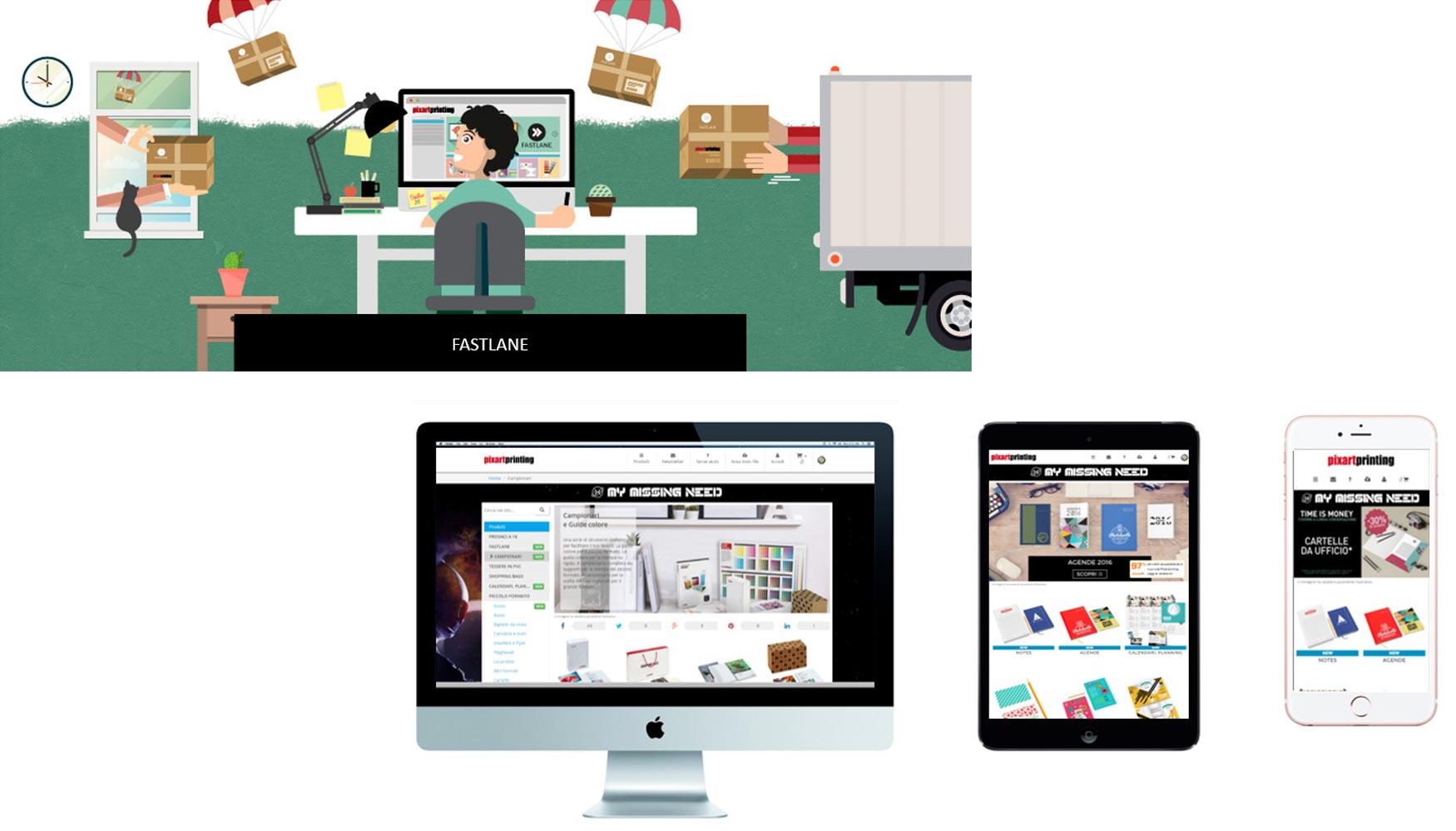 Pixartprinting ampl a su radio de acci n industria gr fica - Oficina virtual industria ...