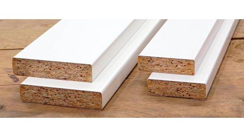Barber n desarrolla un proceso para igualar y rellenar - Canto para madera ...