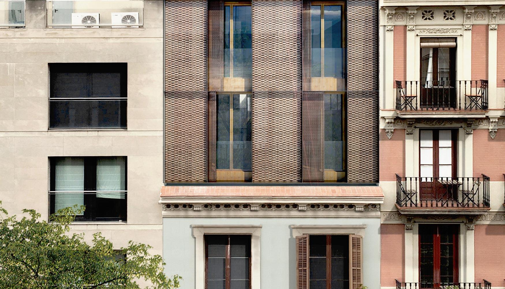 La casa por el tejado construye los primeros ticos eco eficientes en los tejados de barcelona - La casa en el tejado ...