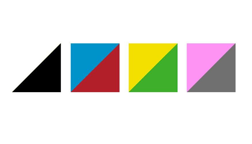 Psicolog a del color construcci n - Colores llamativos ...