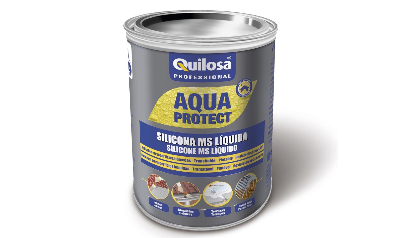 Quilosa presenta su nuevo v deo sobre la silicona ms - Silicona para exteriores ...