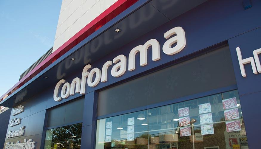 Conforama abre en benidorm su quinta tienda de la for Conforama valencia