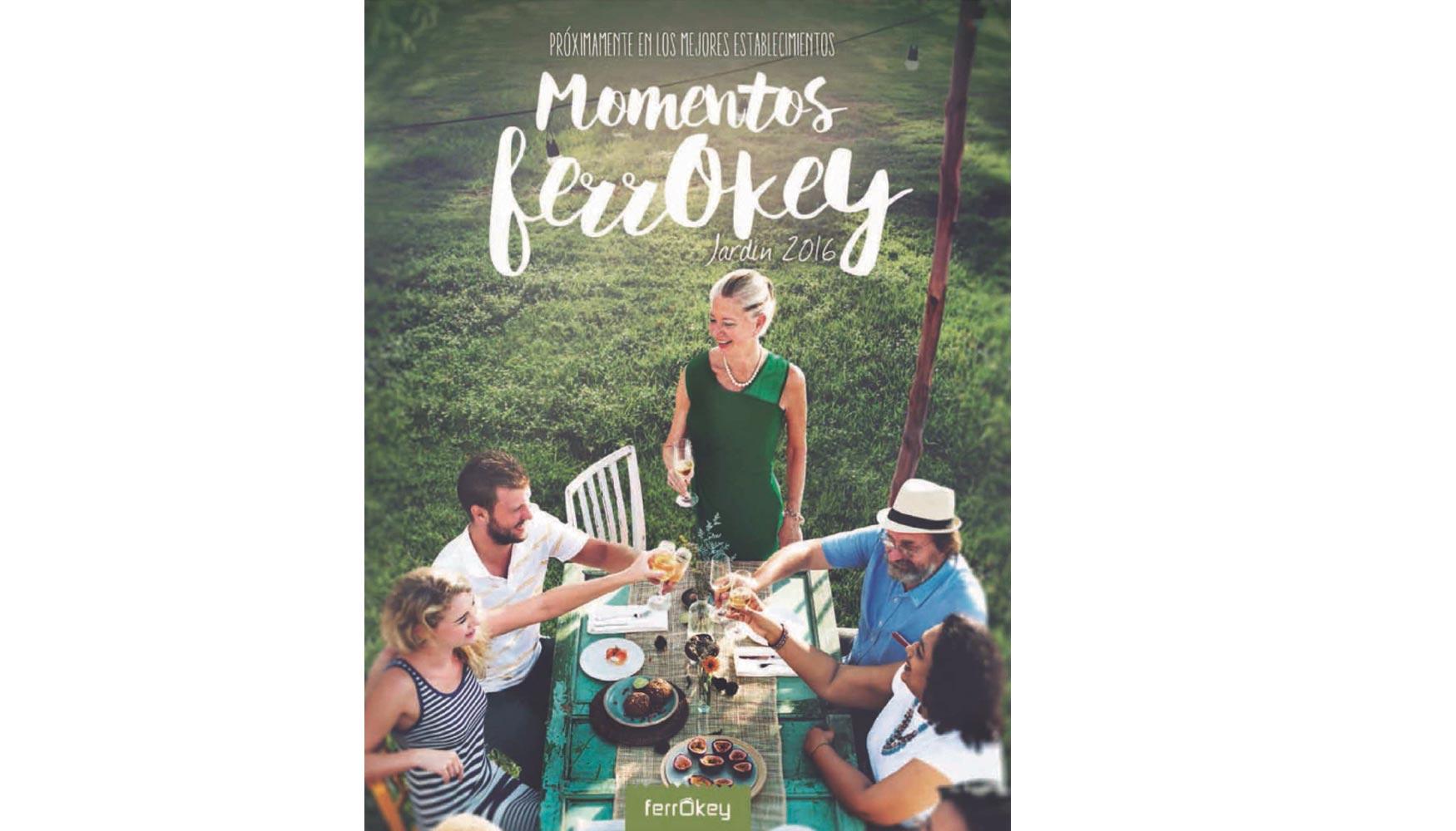 comafe lanza el folleto momentos ferrokey jard n 2016