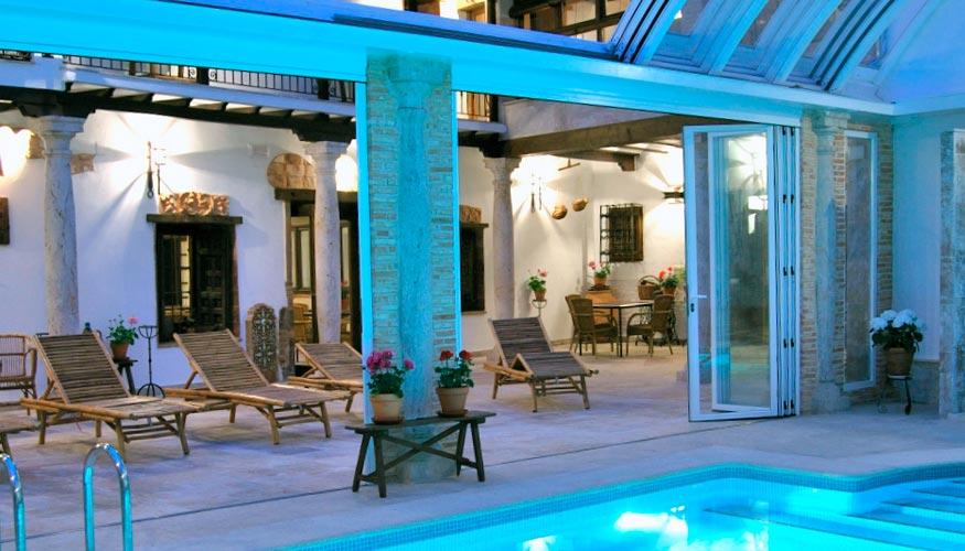 Thermor renueva el equipo de producci n de agua caliente - Hotel rural casa grande almagro ...