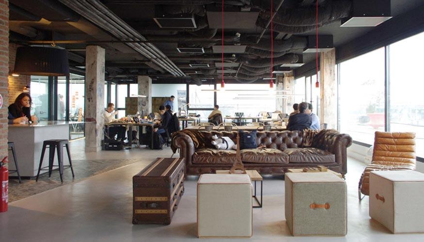 La ltima tendencia en el dise o de oficinas el estilo for Diseno oficinas industriales