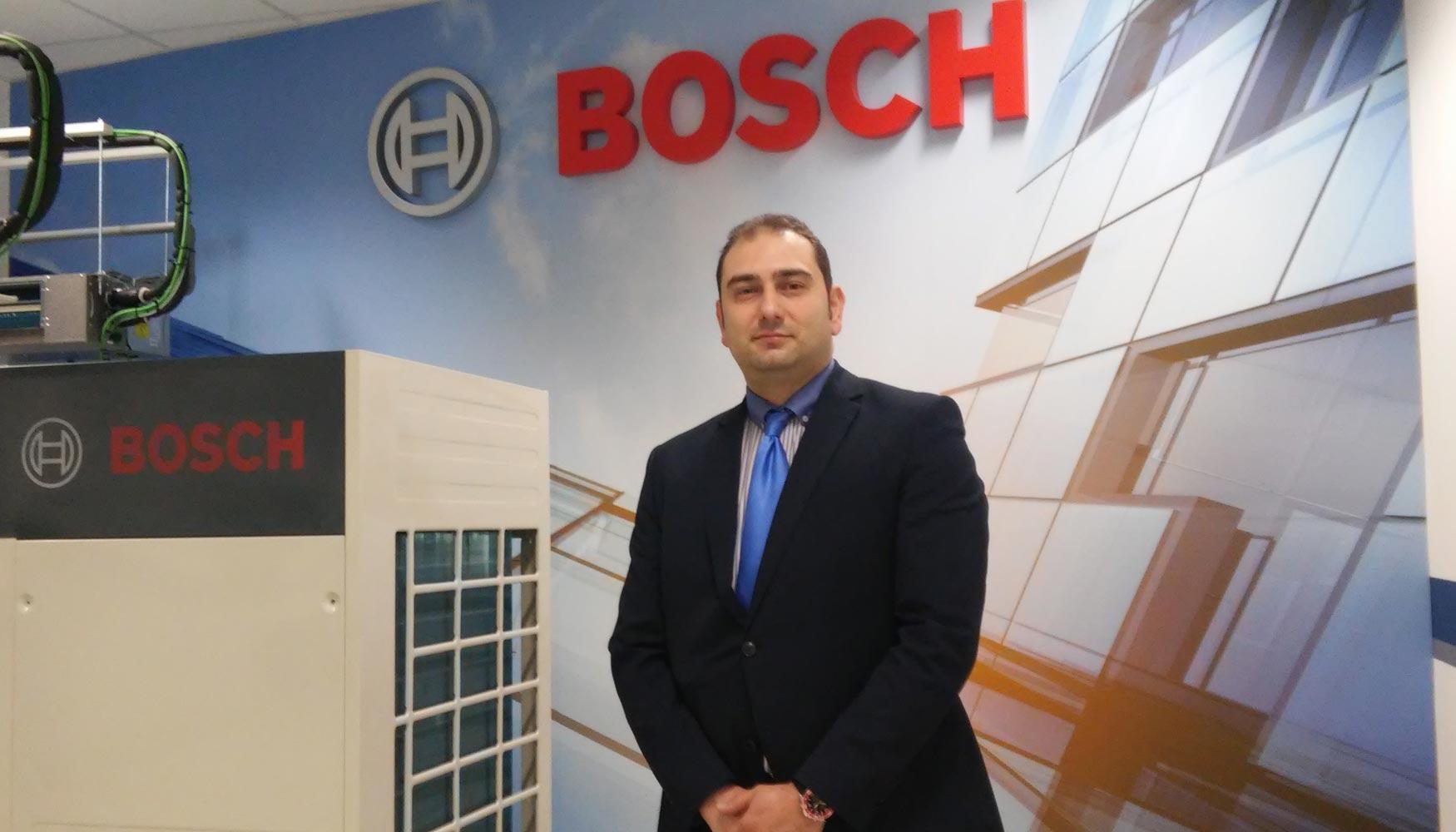 Jes s pozo nuevo jefe de ventas nacional aire acondicionado en bosch termotecnia - Oficinas bosch madrid ...