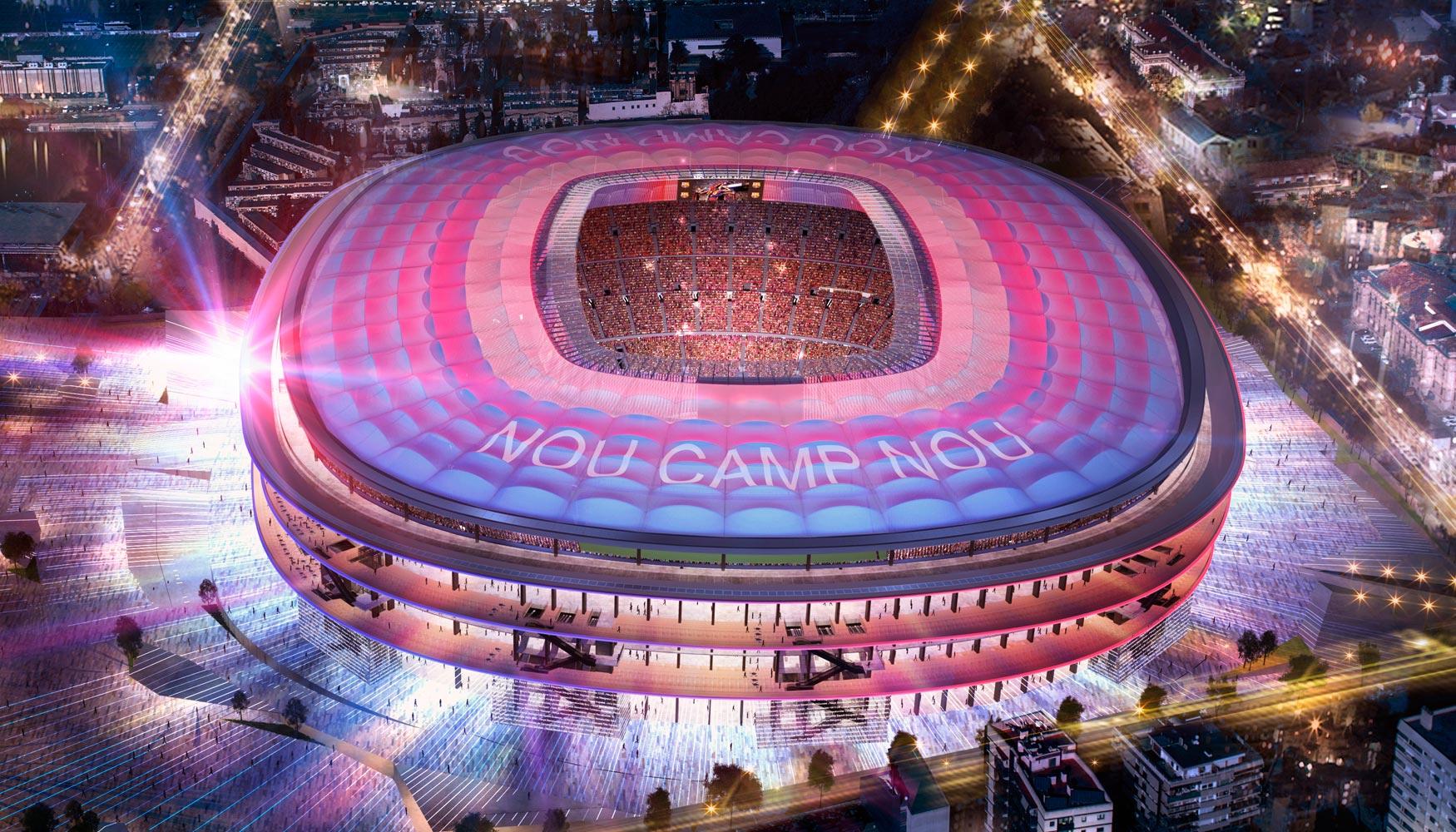 Aprobaron el proyecto Espai Barça y costará 600 millones de euros
