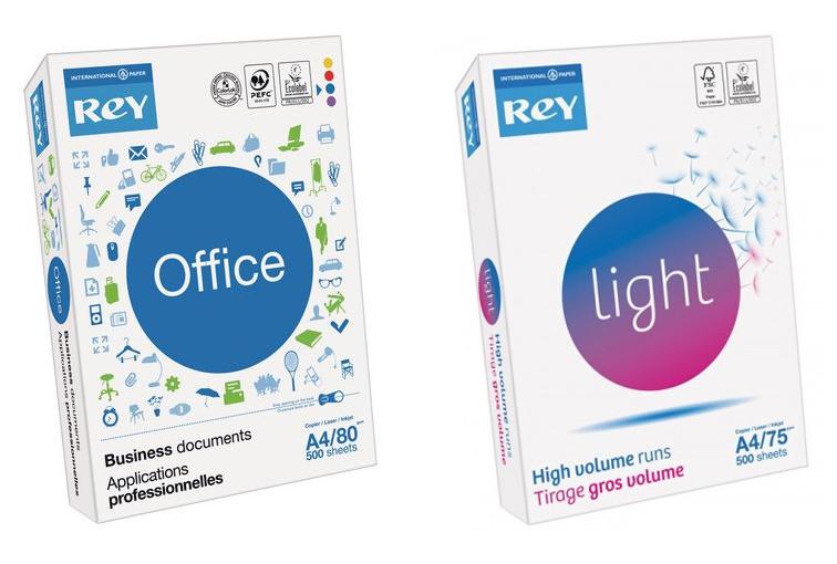 Uni n papelera comercializa la marca rey industria gr fica - Oficina virtual industria ...