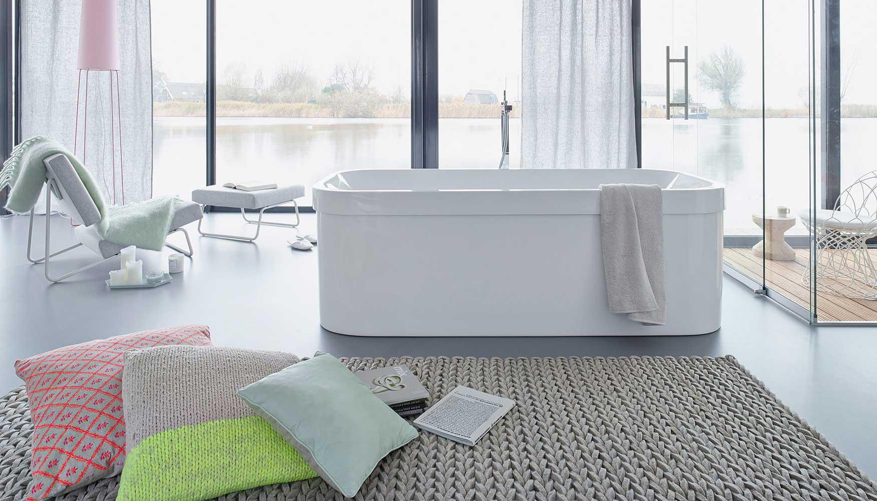 Accesorios De Baño Colocados:Las posibilidades para colocar un acento de individualidad son