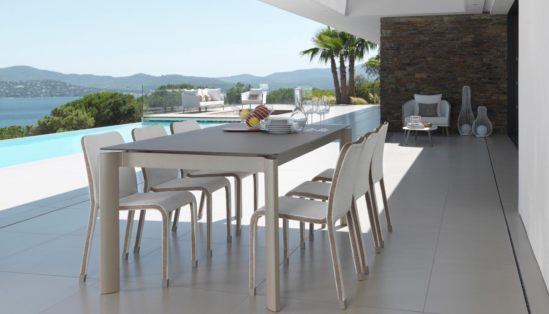 Talenti outdoor living nuevo dise o para espacios Eden del mueble