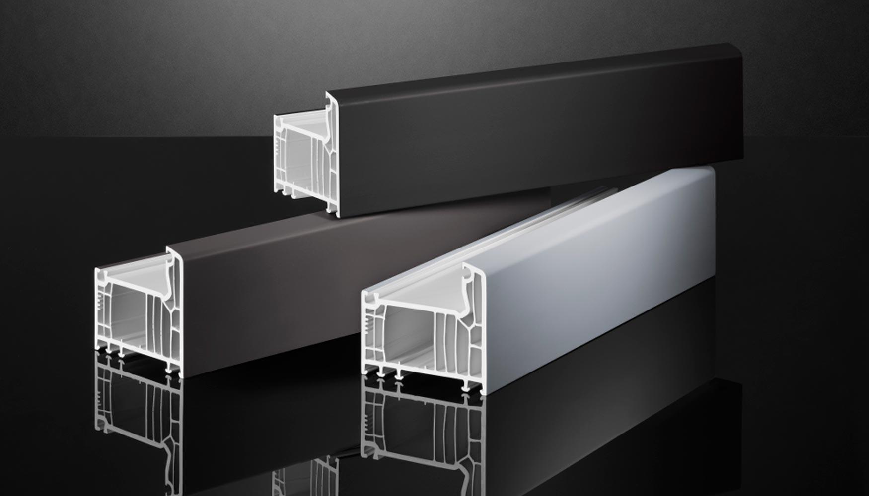 Ventanas pvc gris antracita top trendy pvc blanco ref for Ventanas aluminio gris antracita