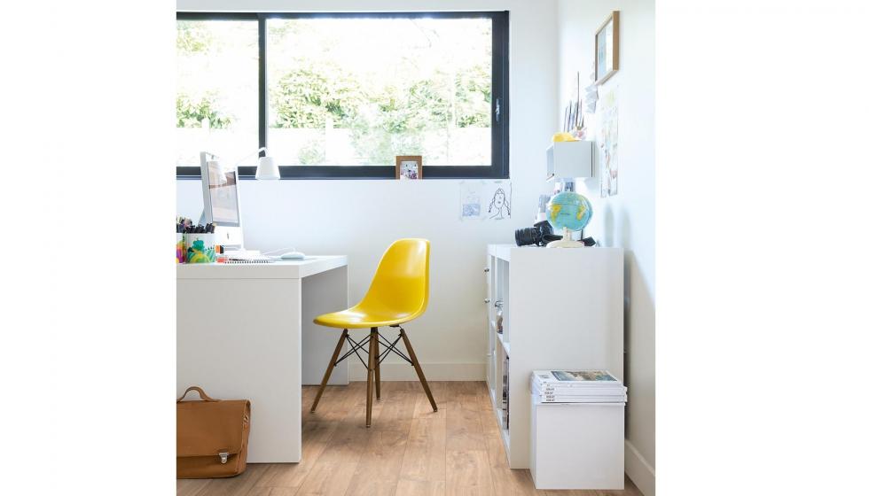 Suelos laminados lo mejor para tu oficina madera for Mejor suelo laminado