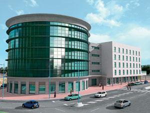 Arco norte el primer parque empresarial en dos hermanas for Oficinas sabadell madrid