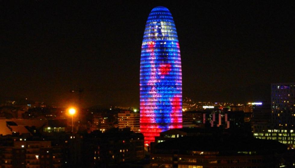 Merlin properties adquiere la torre gl ries torre agbar for Oficinas aguas de barcelona