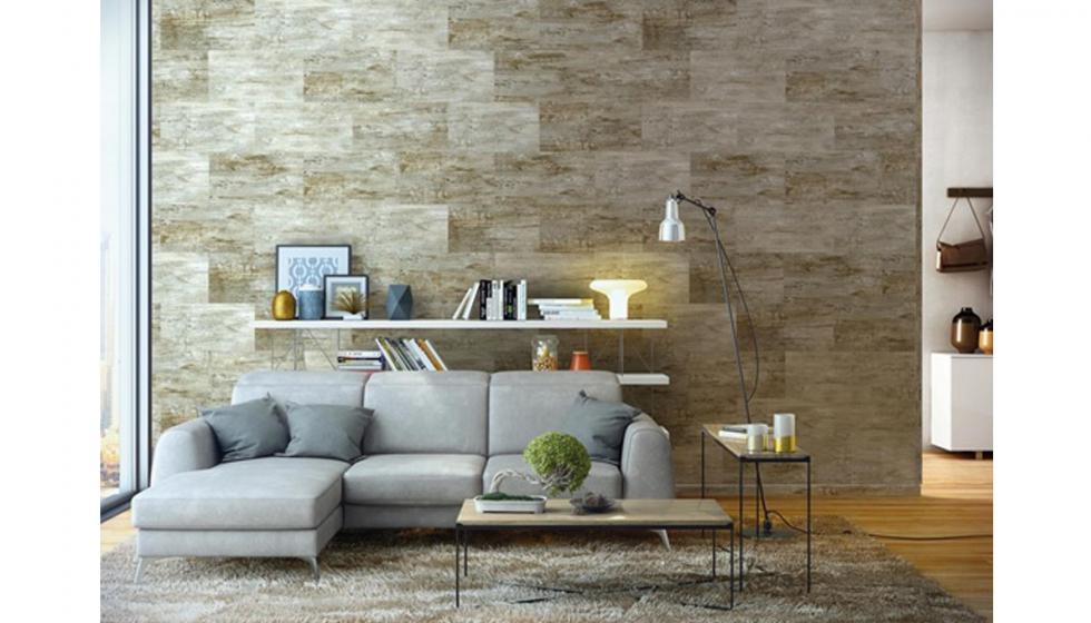 Pavimentos laminados suelos vin licos y revestimiento - Revestimiento vinilico para paredes ...