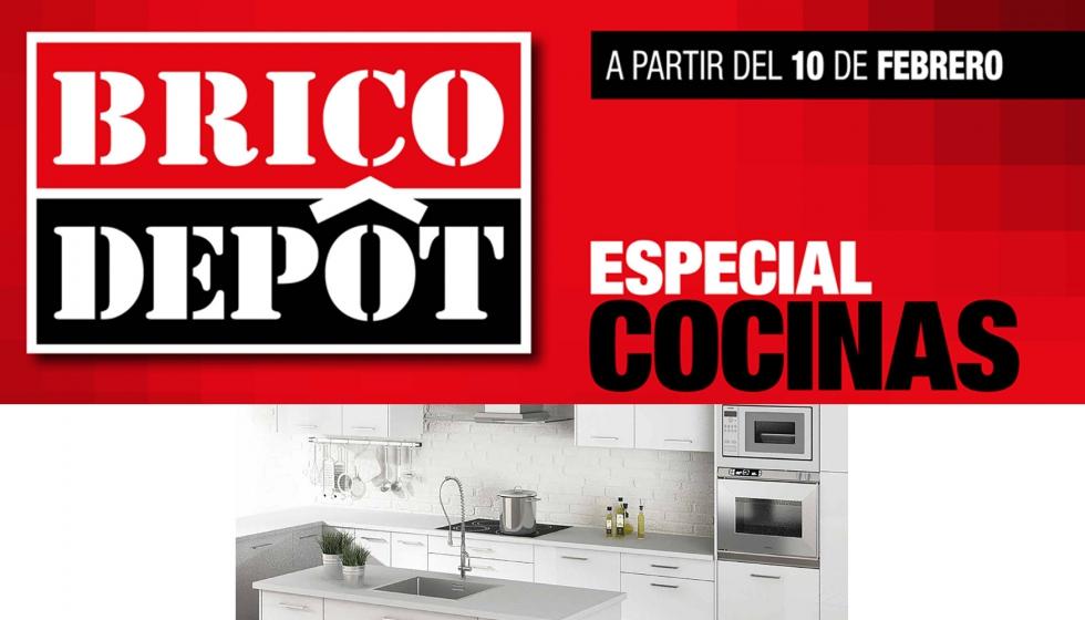 Brico dep t publica su nuevo cat logo online especial - Brico depot on line ...