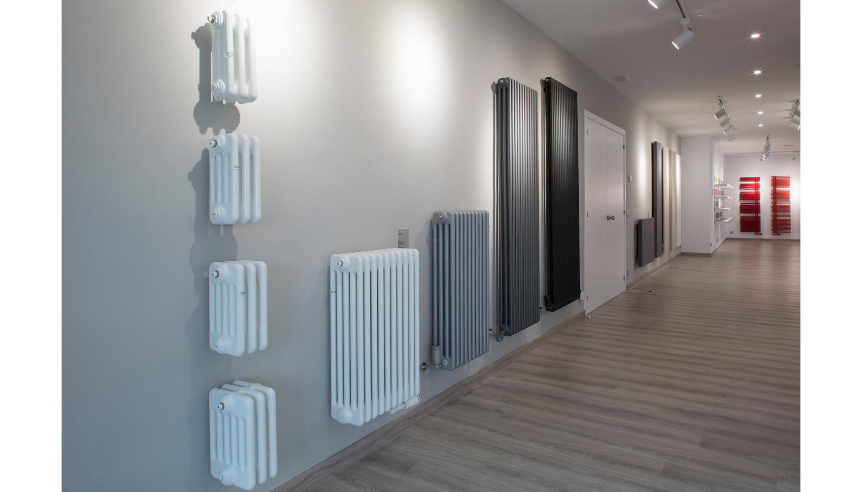 Irsap inaugura su nuevo showroom en barcelona - Radiadores electricos decorativos ...