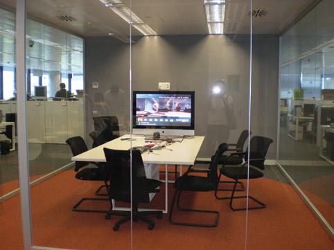 Electronic arts traslada su sede en madrid al parque for Software diseno oficinas