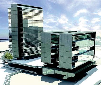 Colonial comercializa un edificio de oficinas de 13 for Edificios oficinas madrid