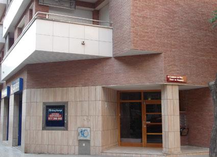 King sturge comercializa varias propuestas de oficinas en for Alquiler oficinas tarragona
