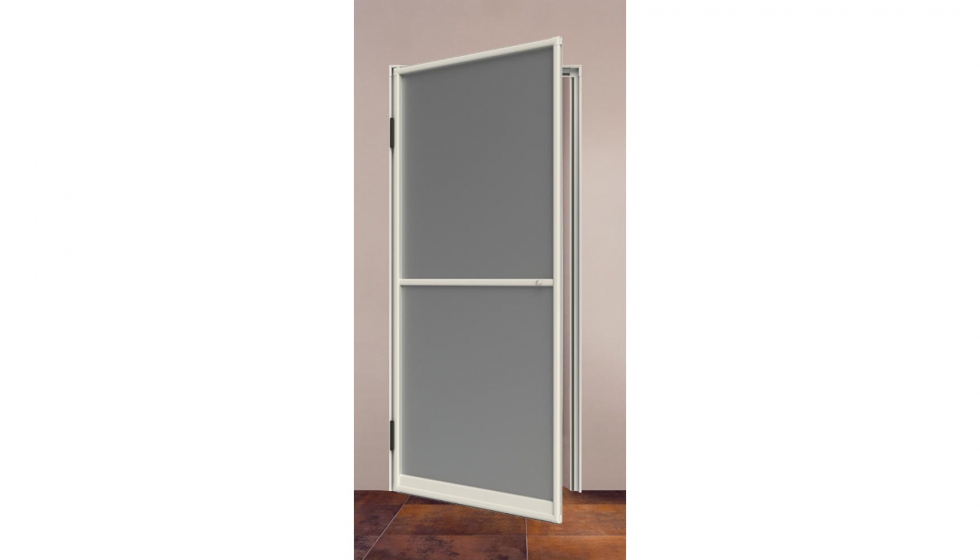 Conjunto de persiana y monoblock para optimizar el consumo for Puertas monoblock precio