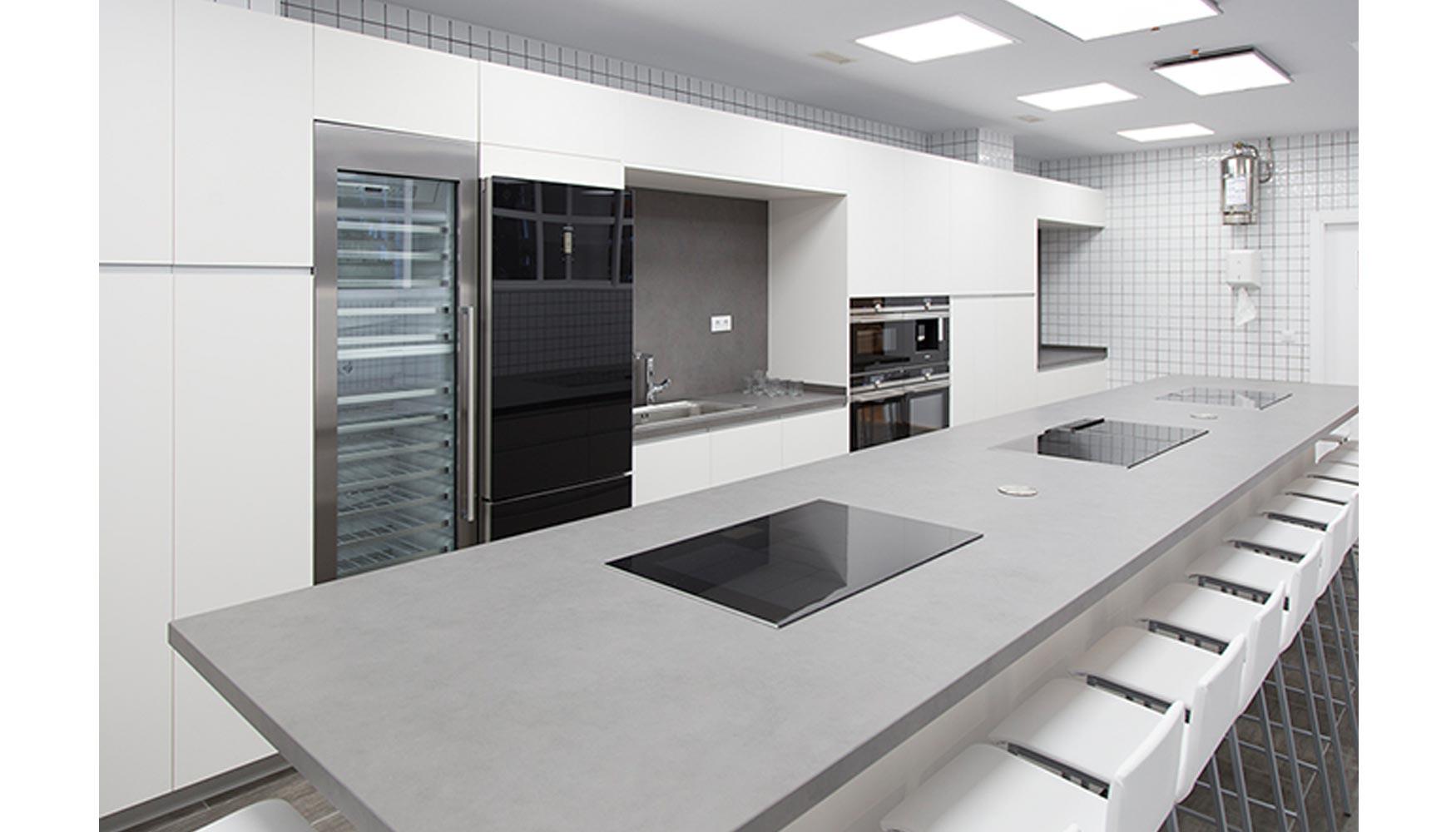 Neolith lanza la l nea de cocinas kitchen lounge for Curso decoracion e interiorismo