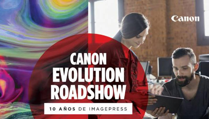 Canon presenta en madrid su evolution roadshow para - Graficas madrid palma ...