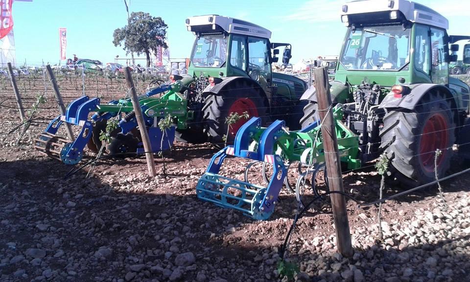 Agromet ejea centra sus esfuerzos en la vi a agricultura - Con la contrasena puedo sacar el pase ...