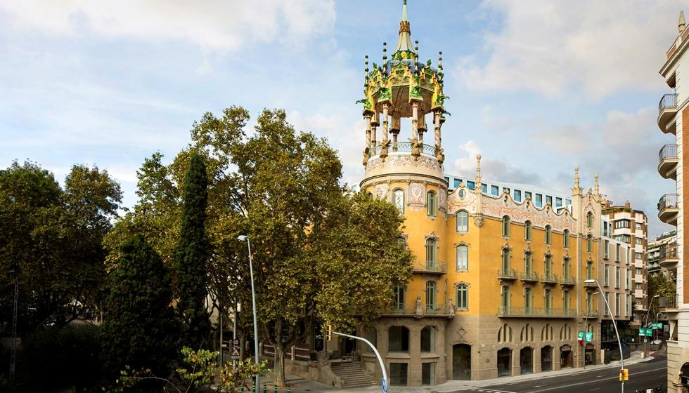 Nike traslada su sede de barcelona al edificio la rotonda for Convenio oficinas y despachos barcelona 2017