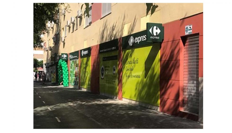 Inerzia asesora a carrefour express en el alquiler de un - Carrefour oficinas centrales madrid ...