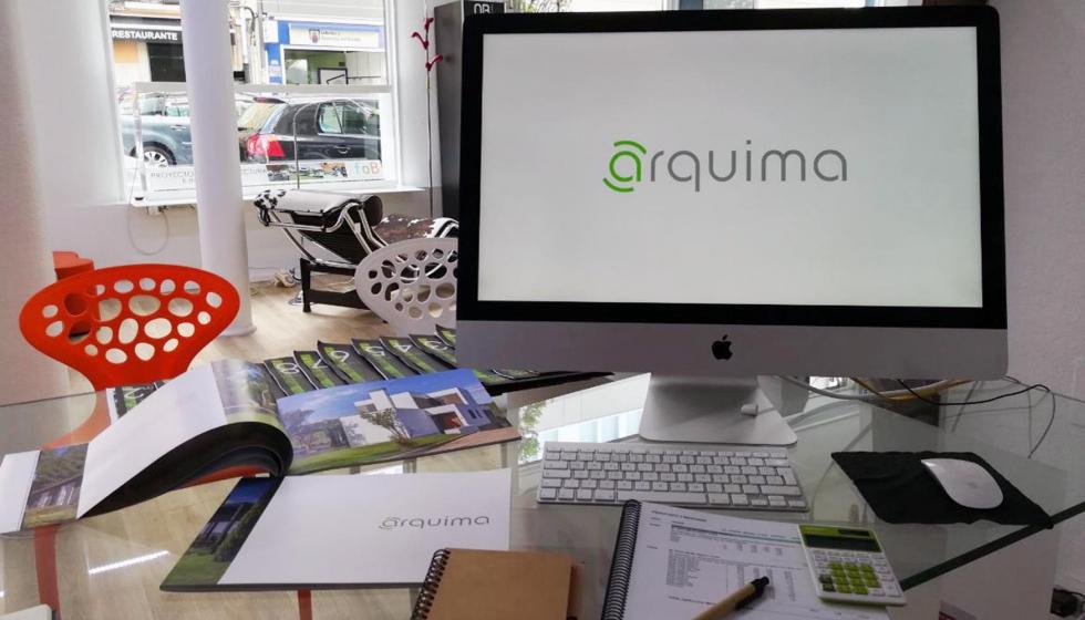 Arquima abre delegaci n en galicia madera for Oficina virtual xunta galicia