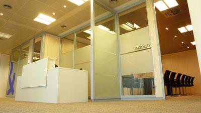 Aguirre newman dise a la nueva sede de amadeus espa a - Aguirre newman arquitectura ...